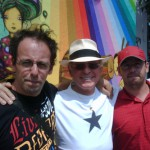 our love to Tony Goldman and family