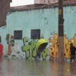 chove chuva……