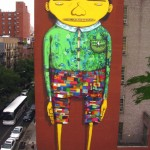 OsGemeos and Futura2000 NYC