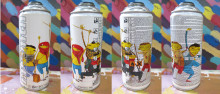 SPRAY CAN FOR MONTANA COLORS – MTN