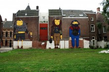 PUBLIC IMAGE PROJECT, TILBURG GIANTS