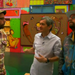 Tv show Altas Horas visits OSGEMEOS' new exhibition – Opera of the moon