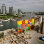OSGEMEOS participate in the Vancouver Biennale